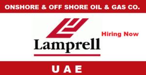 Lamprell Jobs