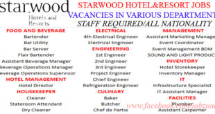 Starwood Careers Hotels And Resorts Inns Around The World Inc Is One Of Essential Lodge Redirection Relationship On