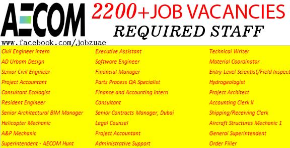Aecom Jobs, 444 Aecom Openings - Naukri.com