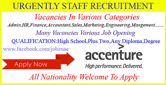 accenture careers job listing 1000 jobs apply today