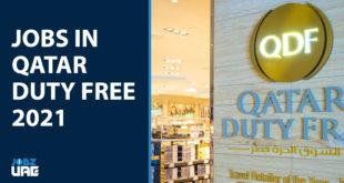 qatar duty free careers